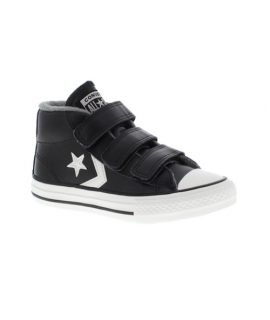 CONVERSE STAR PLAYER MID BLACK/MASON 661925C