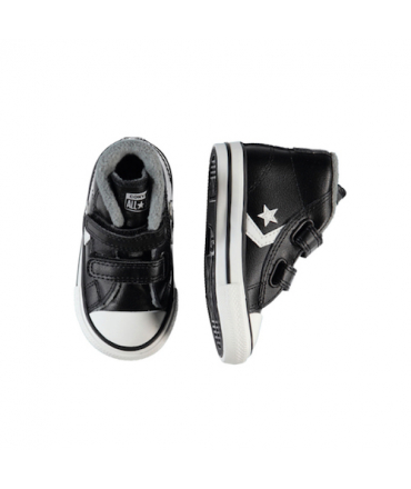 CONVERSE STAR PLAYER MID BLACK/MASON 762009C