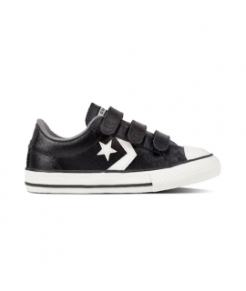 CONVERSE STAR PLAYER 3V OX BLACK/MASON 661936C