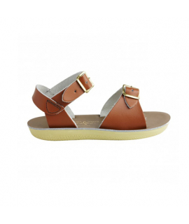 SALT-WATER SANDALS SURFER TAN