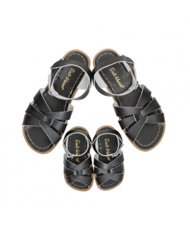 SALT-WATER SANDALS ORIGINAL BLACK