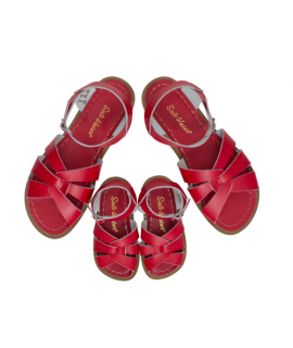 SALT-WATER SANDALS ORIGINAL RED
