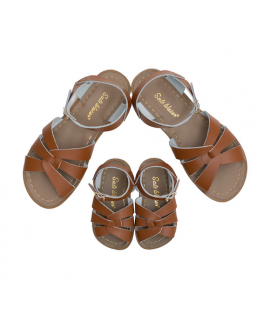 SALT-WATER SANDALS ORIGINAL TAN