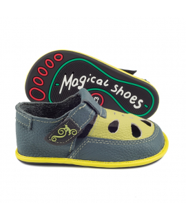 MAGICAL SHOES COCO VERDE Y LIMA